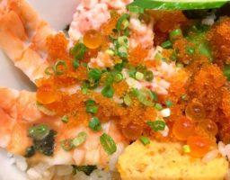 福岡の海鮮丼専門店「日の出」の海鮮丼を食べる幸せをみんなに知ってほしい!!